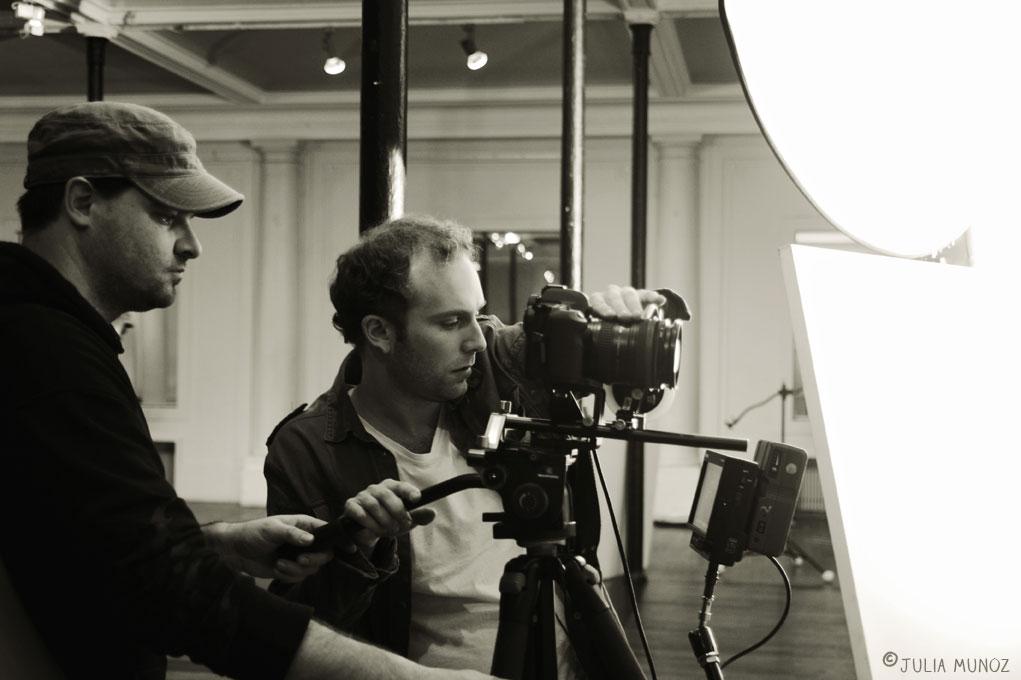 photographe de tournage paris
