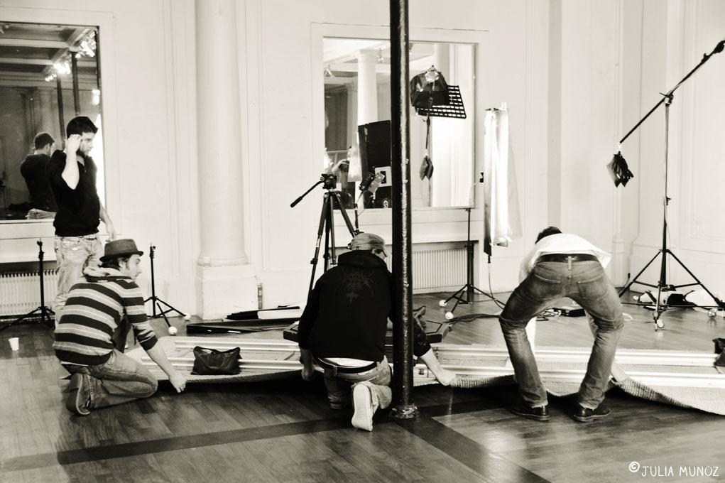 cinéma photo tournage