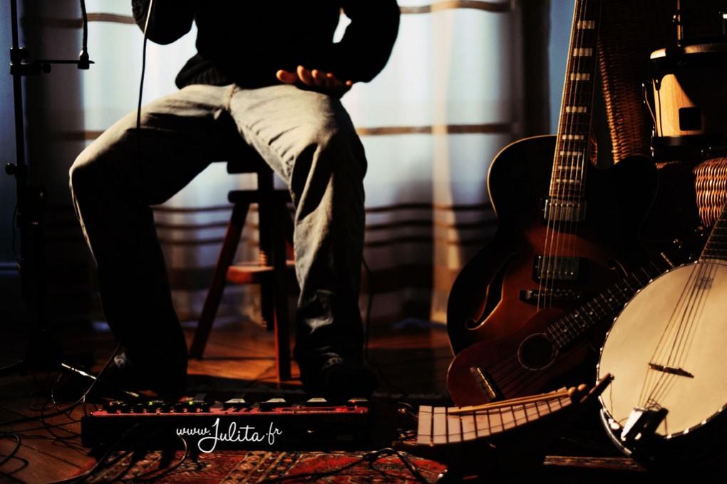 paris photographe album musicien