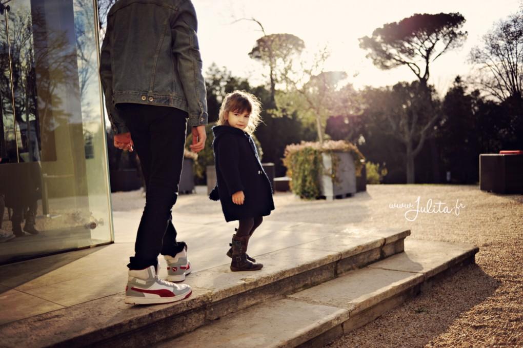 domaine de verchant photographe enfant