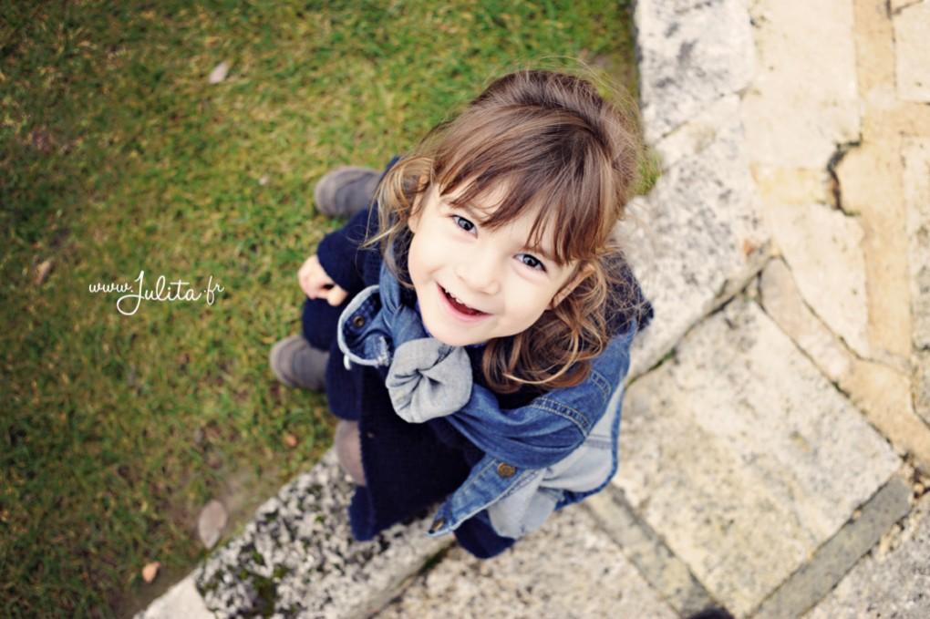 séance photo enfant domaine de verchant
