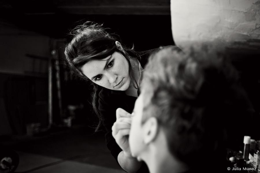 julia munoz photographe plateau tournage paris